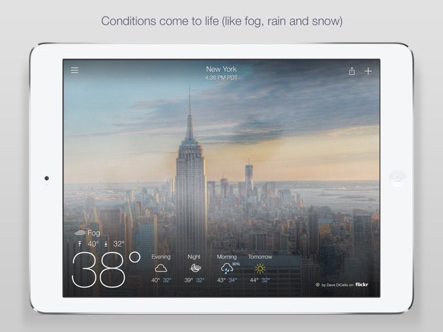Yahoo Weather on the App Store