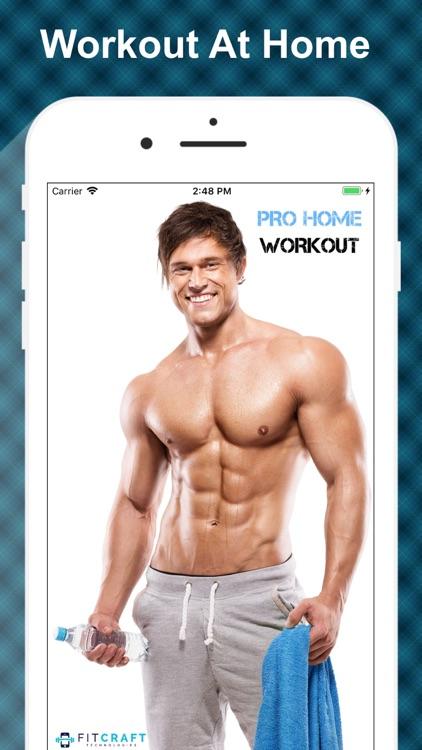 At Home Workout: No Equipments screenshot-0