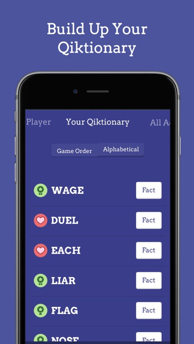 Qiktionary – The 4-letter Game free Hints hack