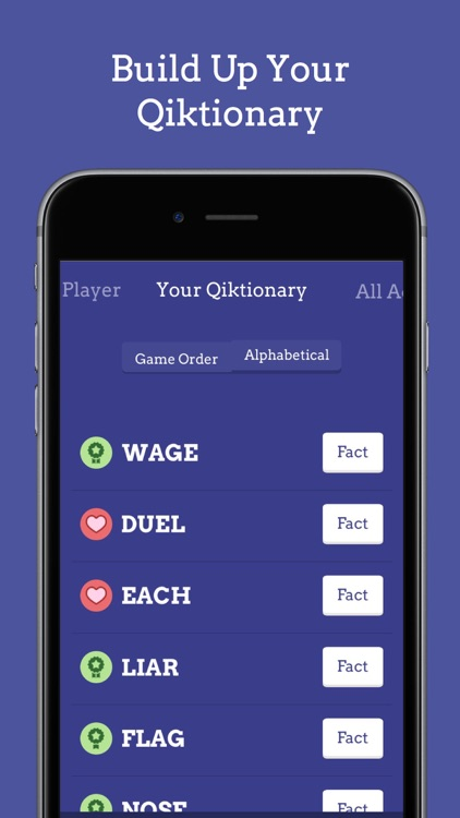 Qiktionary – The 4-letter Game screenshot-3