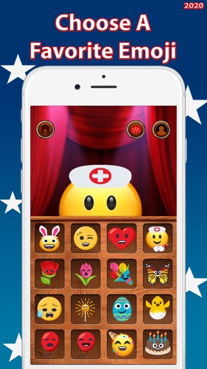 Emoji Holidays Face-App Filter screenshot-3