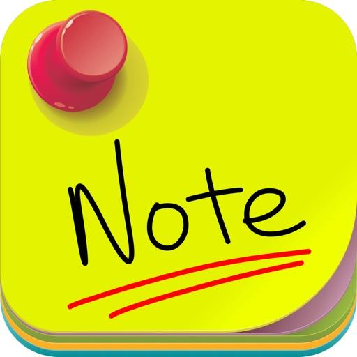 Sticky Notes Pin Pad PRO