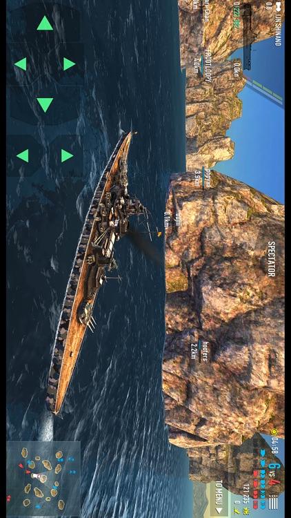 Battle of Warships: Naval Wars screenshot-5