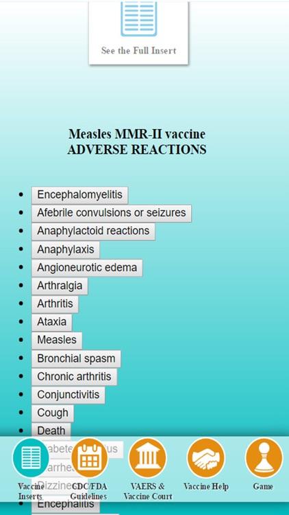 Get it - Vaccine Reactions screenshot-3