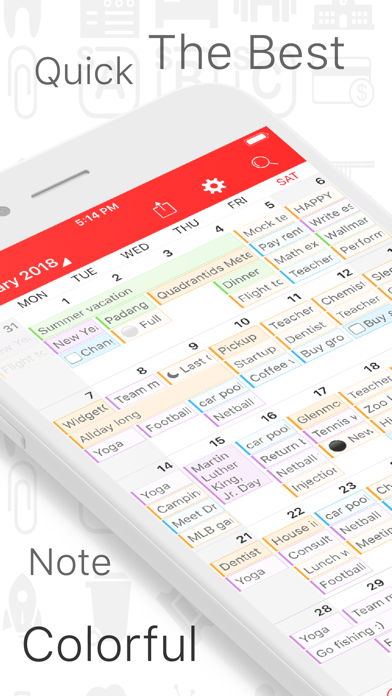 messages.download Calendar King software