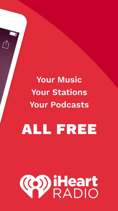 iHeartRadio - Radio & Podcasts screenshot two