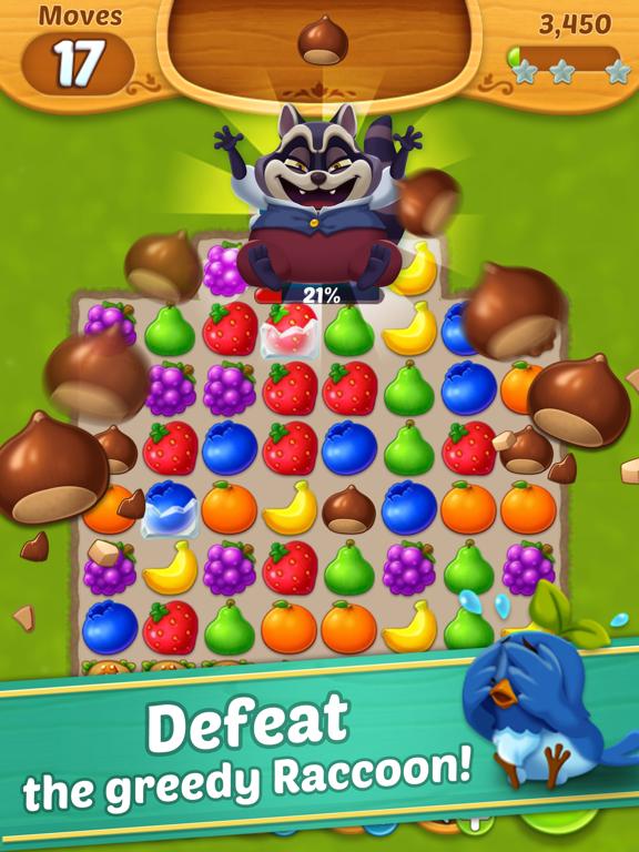 Fruits Mania : Fairy rescue screenshot 9