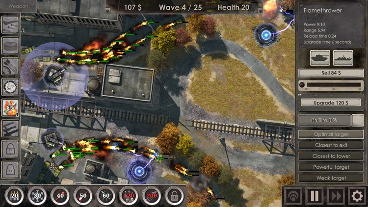 Defense Zone 3 HD screenshot-3