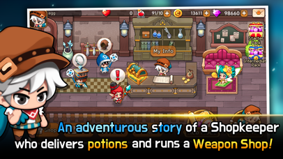 Dungeon Delivery screenshot 5