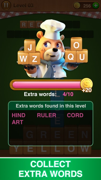 Word Fall - Puzzle Word Game screenshot-3