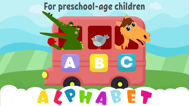 ABC Games - English for Kids screenshot-0