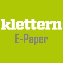 klettern E-Paper