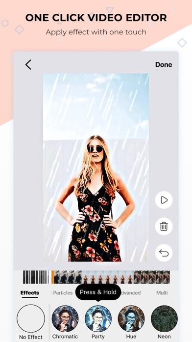 Zoomerang - Music Video Editor app image