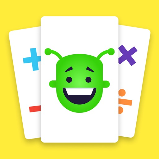 Math Flash Cards by DodiCards