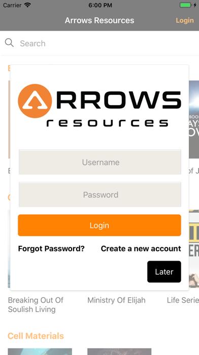 Arrows Resources - 窓用