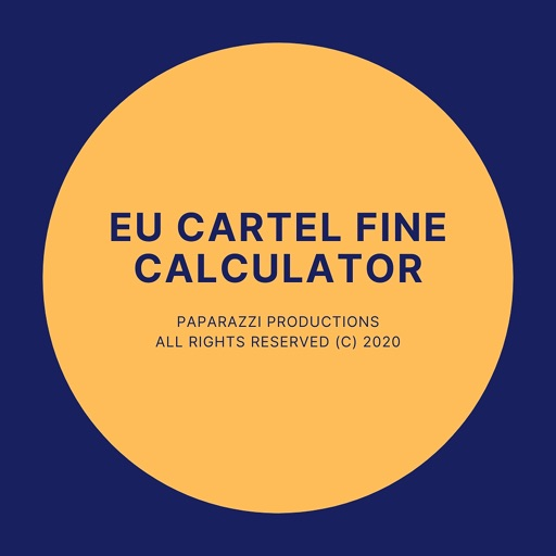 EU Cartel Fine Calculator