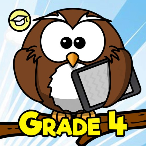 Fourth Grade Learning Games SE icon