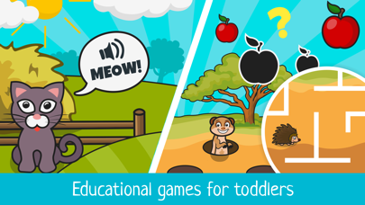 Baby games for one year olds ' screenshot two