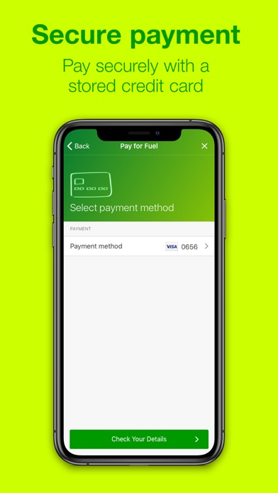 Screenshot for BPme: Rewards & Payment App in United States App Store