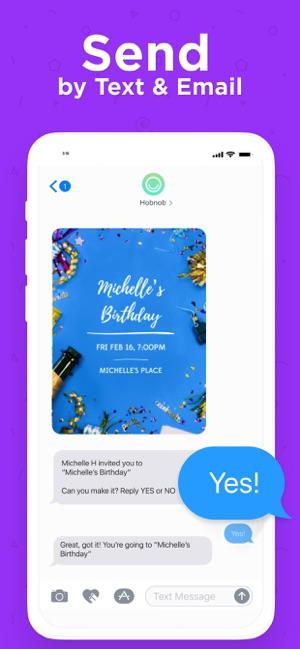 Birthday Invitation Card Maker En App Store