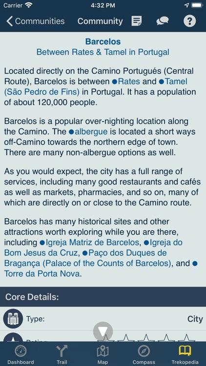 TrekRight: Camino Portugués screenshot-8