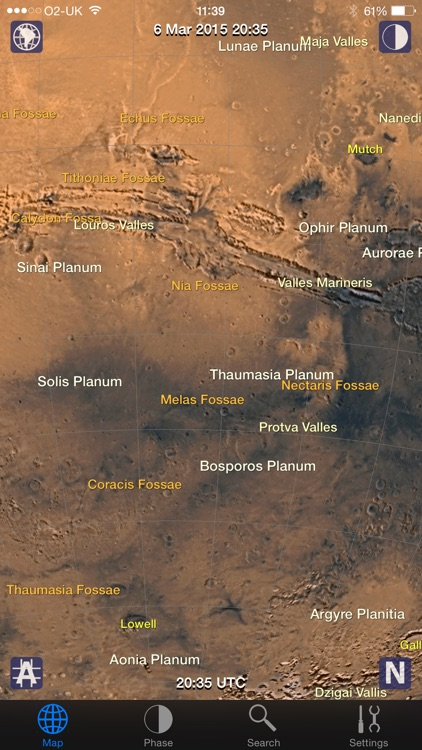 Mars Atlas