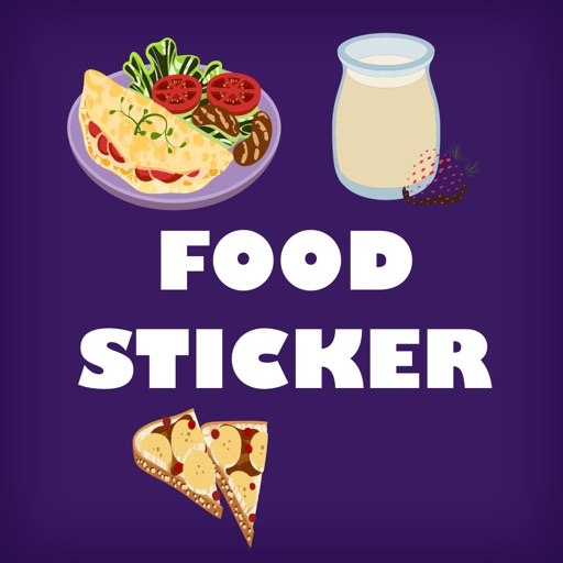Food Delicious 150+ Stickers