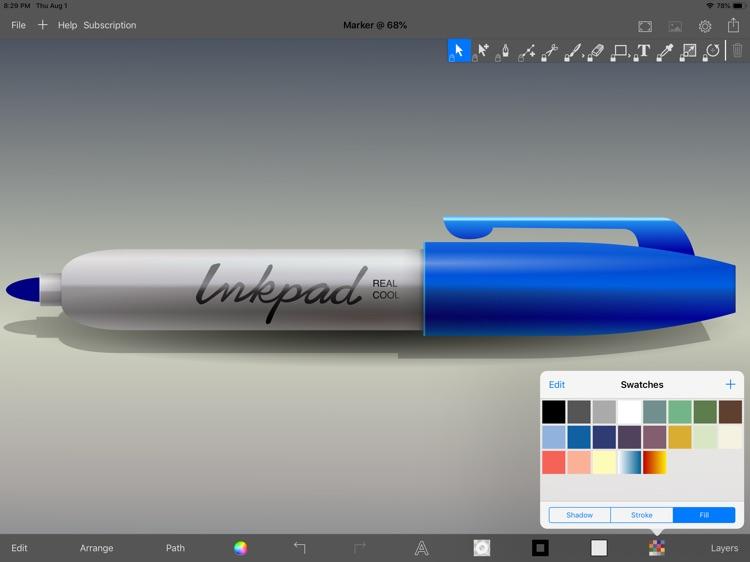 iPencil - Vector Design