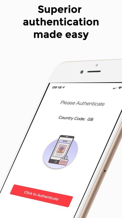 iDENprotect for BlackBerry screenshot-3