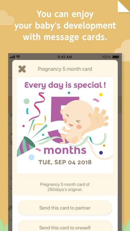 280days : Pregnancy Diary App screenshot-7