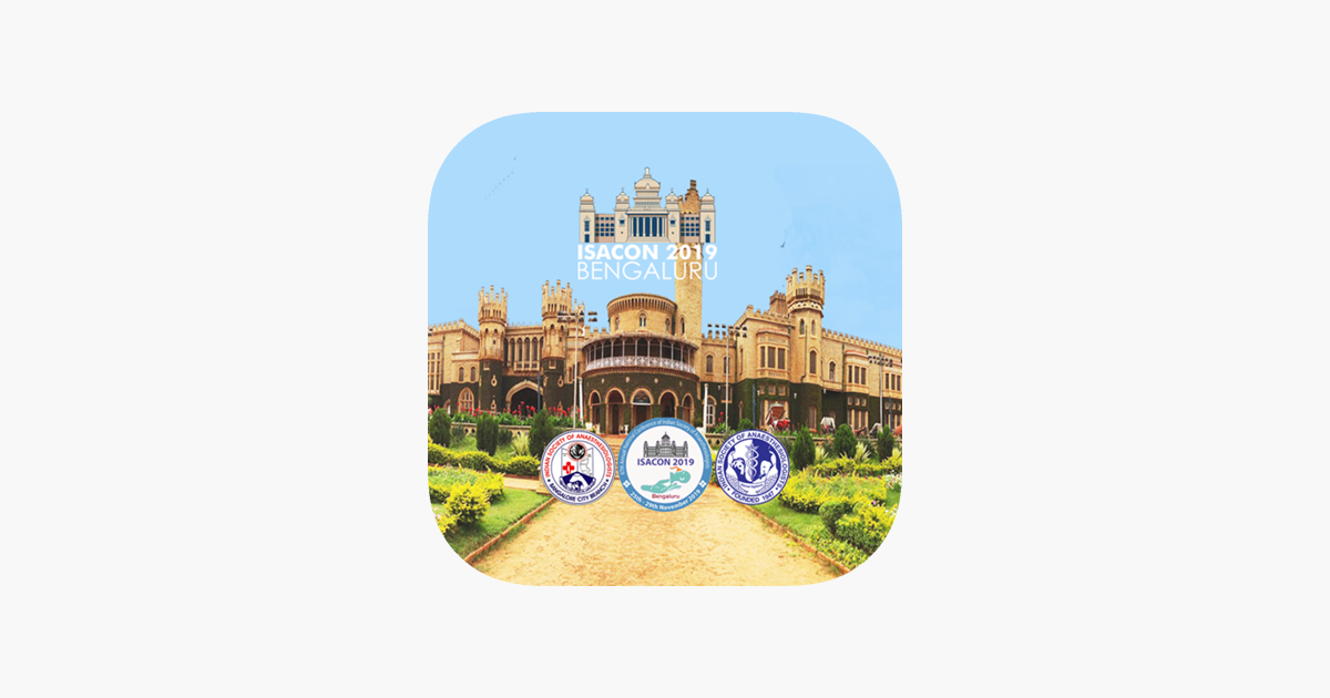 ISACON 2019 on the App Store