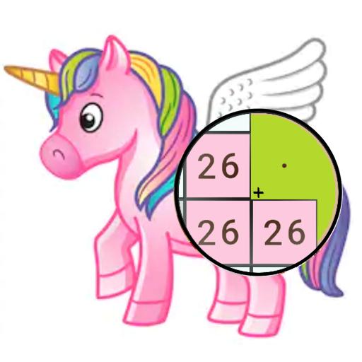 Ponies - Color By Number