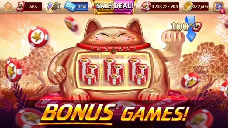 my KONAMI - Real Vegas Slots screenshot-4