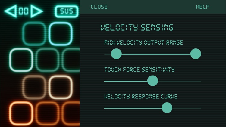Velocity Keyboard screenshot-3
