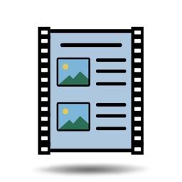 Scene Creator - Storyboard app