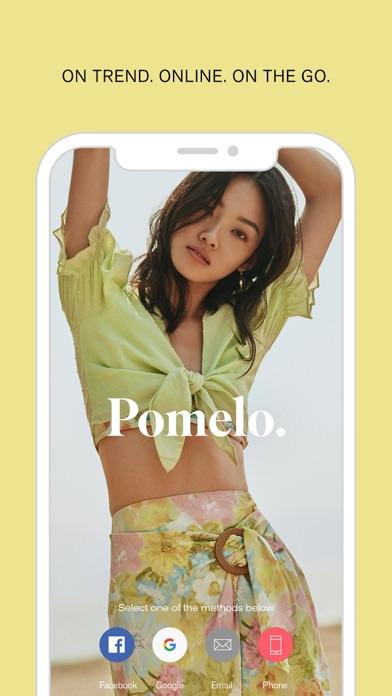 Screenshot #1 pour Pomelo Fashion