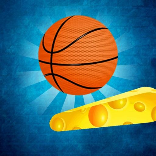 Игра Баскетбол мяч в кольцо