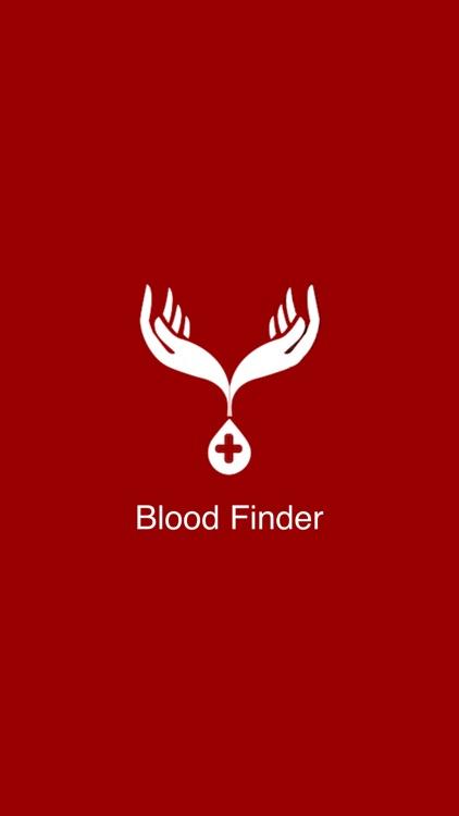 Blood Finder - Quick Rescue