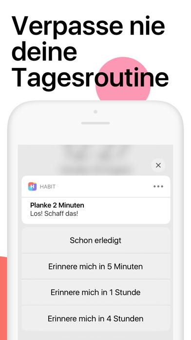 Herunterladen Habit — Daily Tracker für Pc