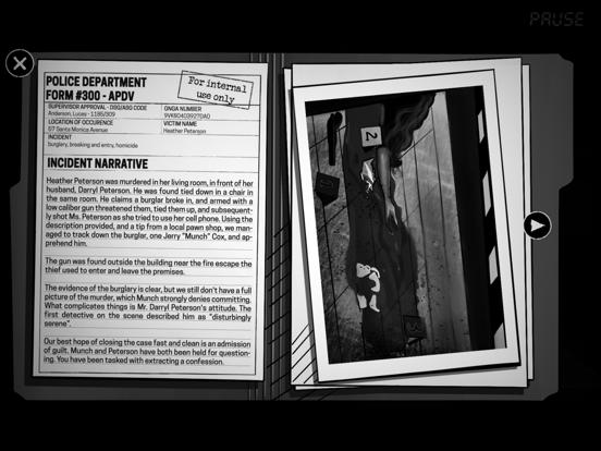 Interrogation: Deceived screenshot 14