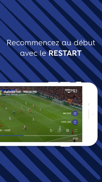 RMC Sport – Live TV, Replay sur pc