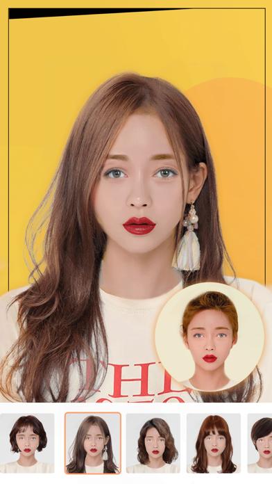 Testen foto kostenlos haarfarben VIRTUALHAIR