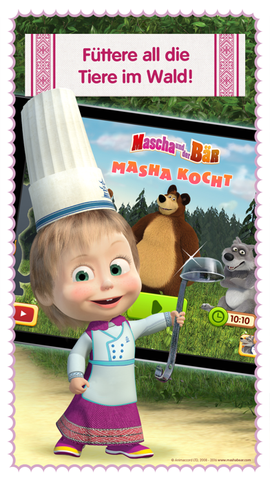 Mascha Und Der Bär Spiele Kostenlos