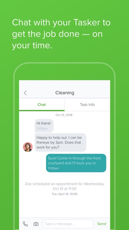 TaskRabbit - Handyman & More screenshot-4