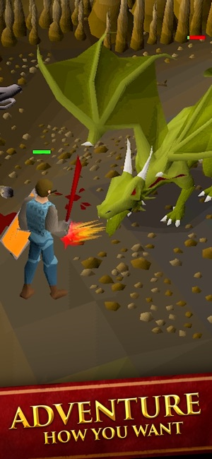 Old School RuneScape on the App Store