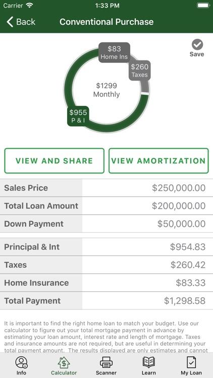 GSF Mortgage screenshot-3
