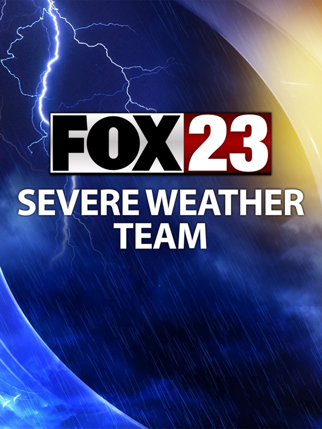 FOX23 Weather on the App Store