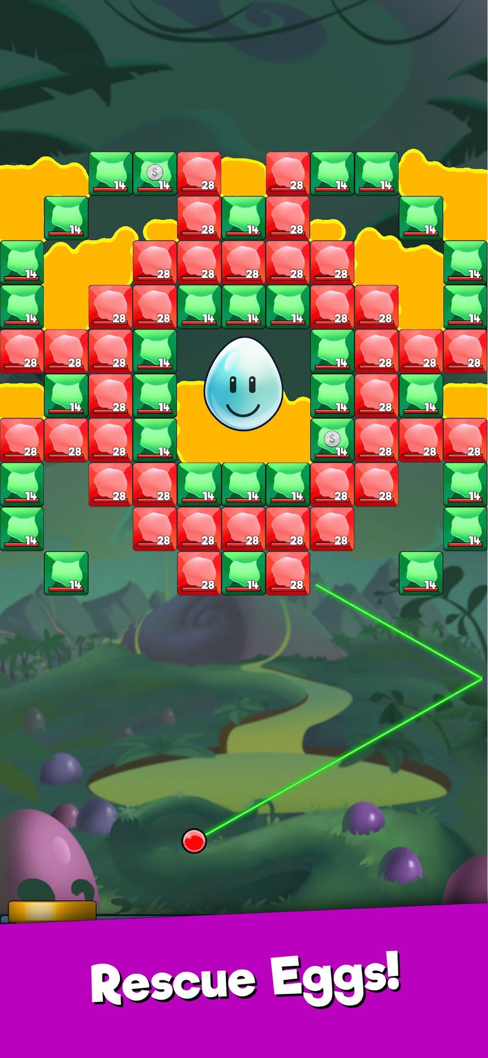 Eggs & Blocks Cheat Codes