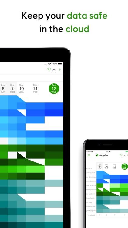 everyday | Habit tracker screenshot-5