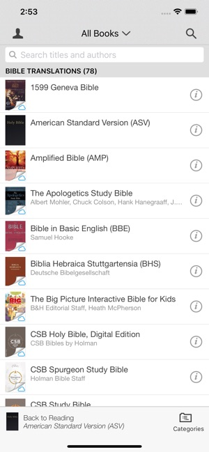 LifeWay Reader on the App Store